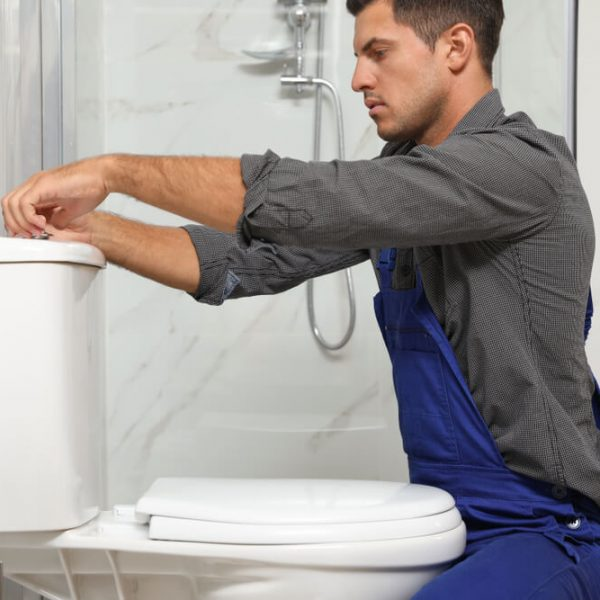 Montáž WC so spodným vývodom Bratislava Riešim vodu