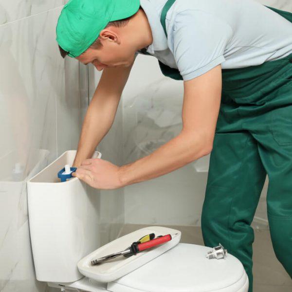 Montáž WC so zadným vývodom Bratislava Riešim vodu