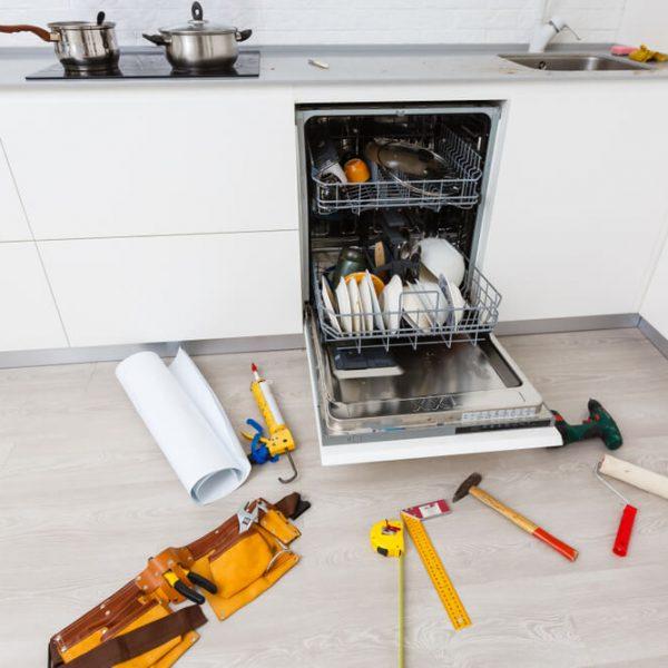 Zapojenie umývačky riadu na teplú vodu Riešim vodu
